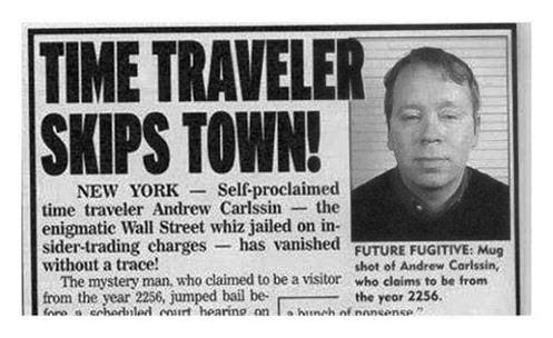 Αποτέλεσμα εικόνας για john titor time traveler